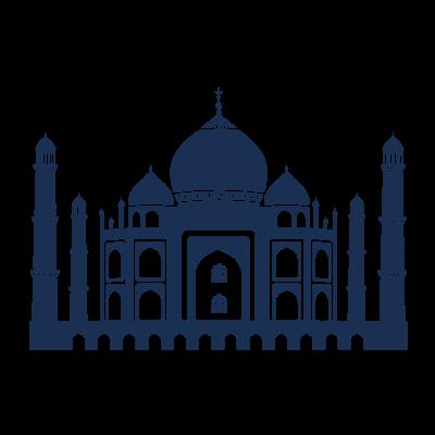 A3 Taj Mahal